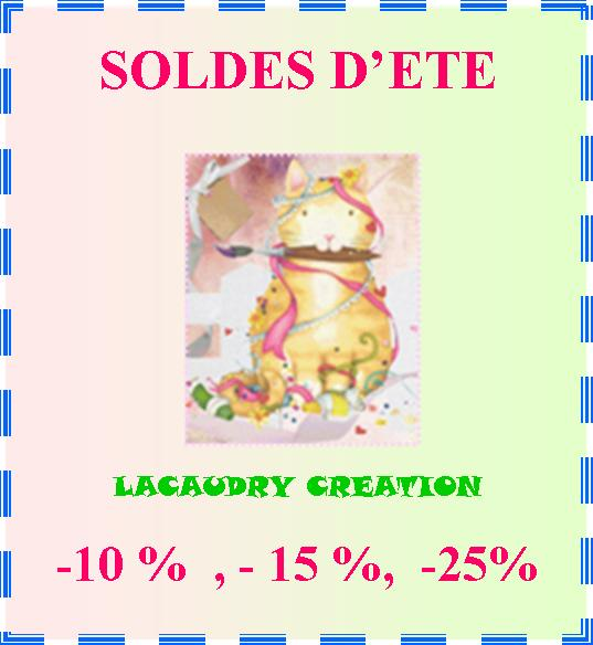 les soldes d t chez lacaudry creation lacaudry creation. Black Bedroom Furniture Sets. Home Design Ideas