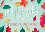 Préparez vos achats de Noel à prix réduits grâce à la Little Week descréateurs